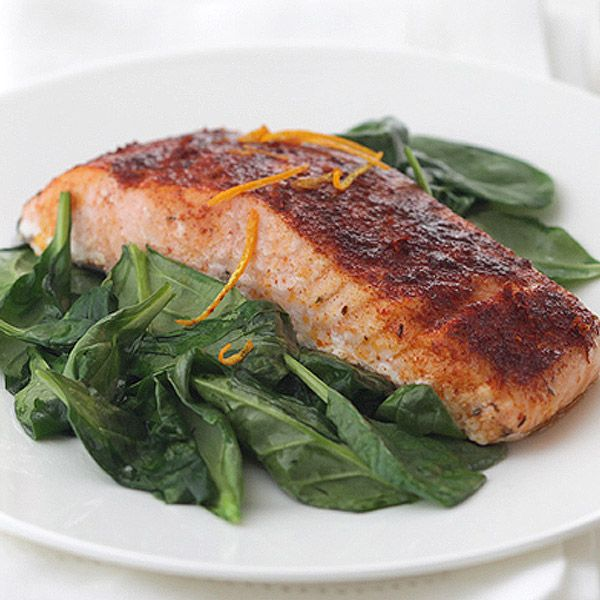 ... paprika roasted salmon grilled salmon paprika grilled wild salmon with