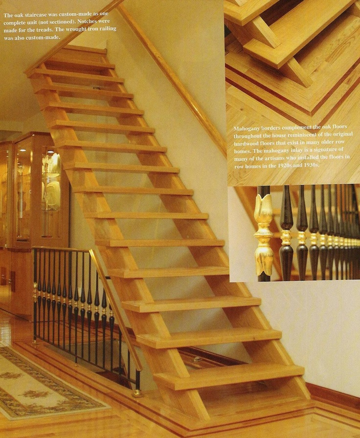 Open Stair Concept