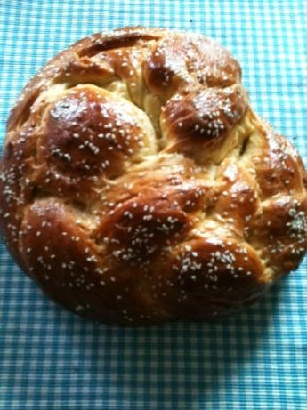 Tsoureki (Greek Easter Sweet Bread) from Food.com: This is a ...