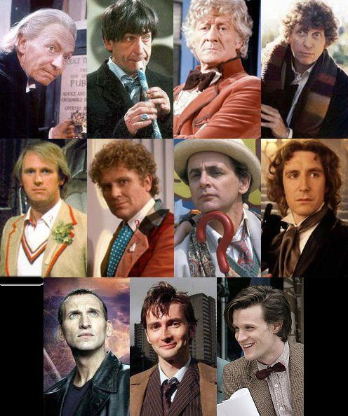 The Doctors since the beginning!