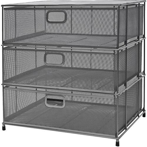 Kitchen Organization Wikipedia: Storage Drawers: Mesh Storage Drawers