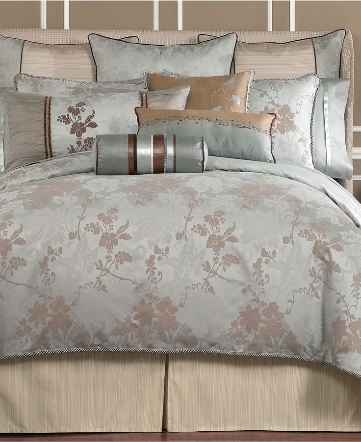 Waterford Bedding Dianthus Collection Master Bedroom Ideas Pinte