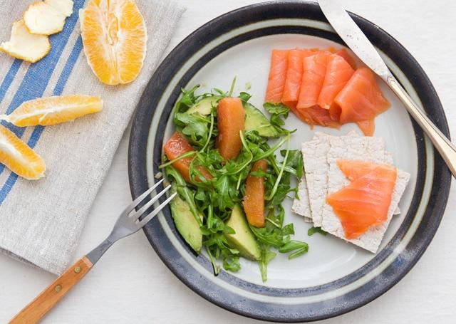 Avocado, Arugula, And Walnut Sandwiches Recipes — Dishmaps