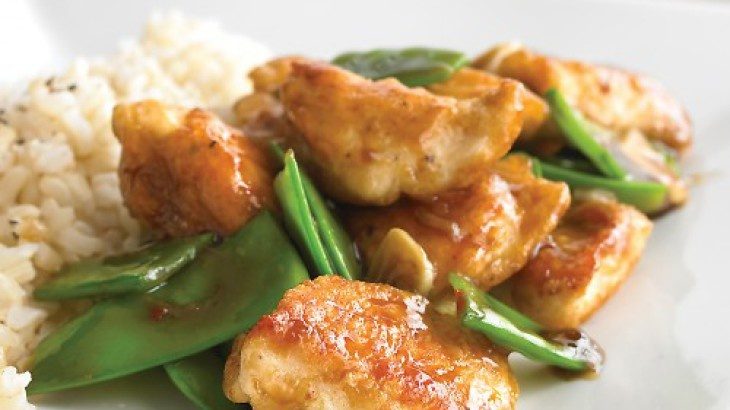 Lighter General Tso's Chicken | Food & Drink | Pinterest