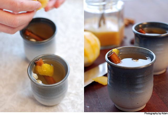 Cardamom spiced mulled white wine « Cooking Blog – Find the best ...
