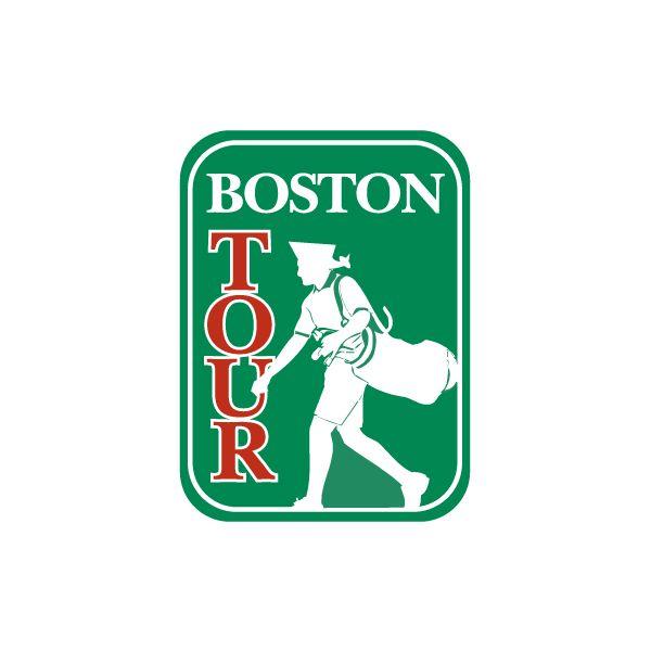 The Boston Tour u2014 Logo Design : Logo Design : Pinterest