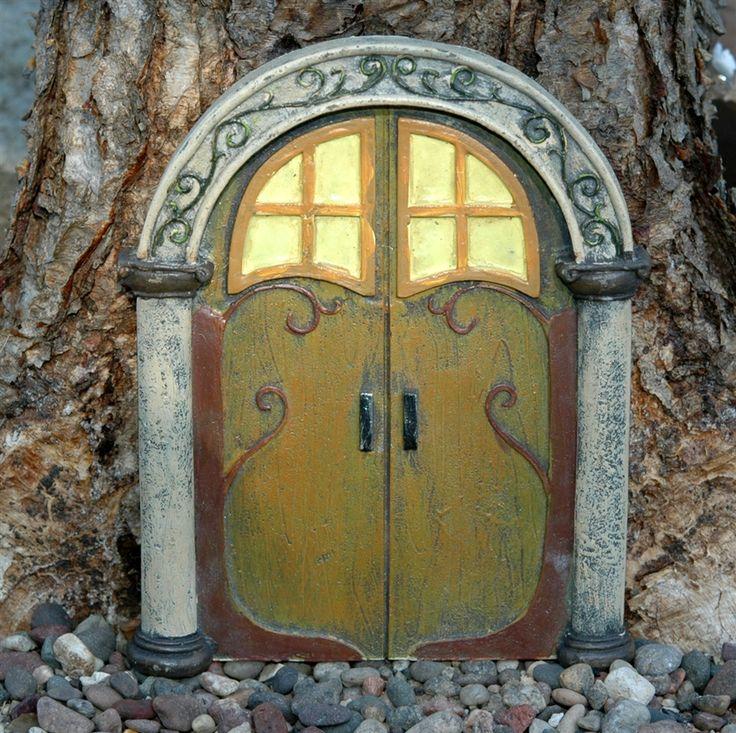 Sanctuary fairy door for Fairy door with fairy