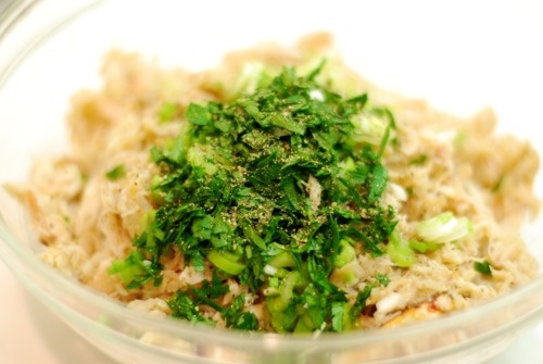 Easy Crab Salad | Paleo | Pinterest