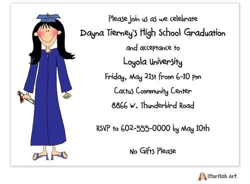 Pin by Free Spirit Invitations on Graduation | Pinterest