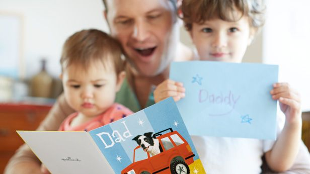 fathers day images to text