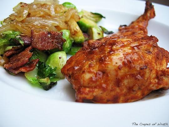 Spiced Honey Lemon Chicken | 2 new recipes a week challenge | Pintere ...