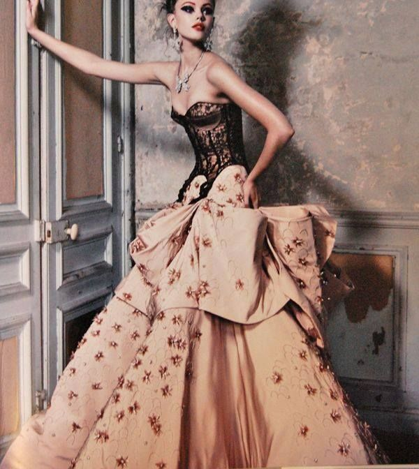 Dior couture high fashion pinterest for Couture high fashion