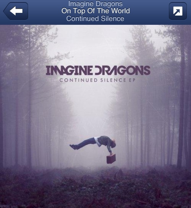 Imagine Dragons   On Top Of The WorldImagine Dragons Continued Silence