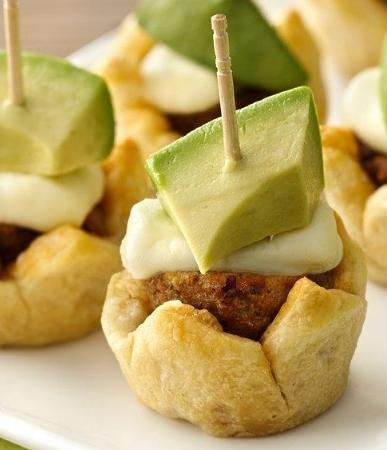 Chipotle Meatball Appetizers | Recipe