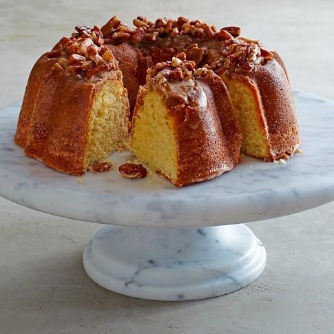 Sweet Things Butter Pecan Rum Bundt® Cake | Williams-Sonoma