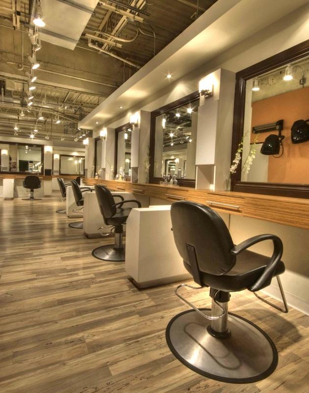 Hair Salon Spa : Hair Shear Art Salon & Spa - Tampa FL By NUVO DESIGN INTERIORS ...