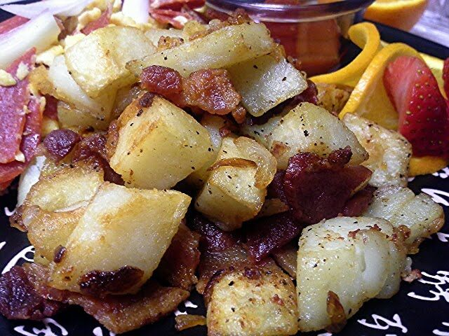 "Breakfast Potatoes! ""Simple, Tasty, Breakfast Potatoes! :hungry ..."