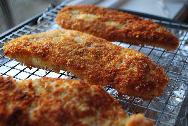 The Enchanted Spoon: Week Night Yum Yum: Turkey Cutlet --The New Fried ...