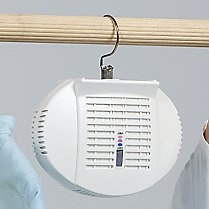 To dehumidify the bathroom after hot showers