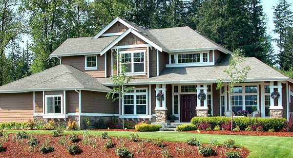 The designers all time best selling plan the popular for Best selling craftsman house plans