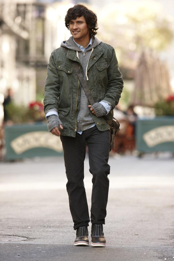 Duck boots men fashion - photo#2