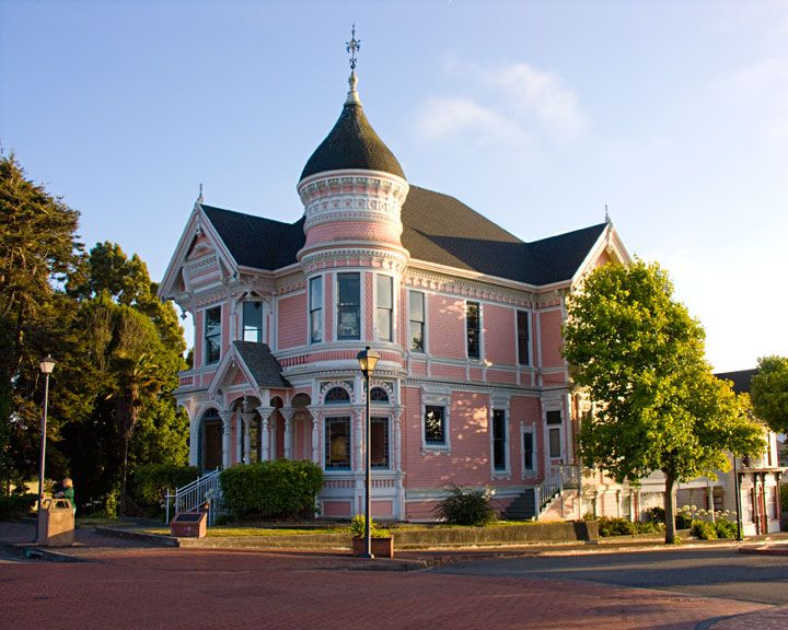 Queen anne style architecture pinterest for Queen anne style