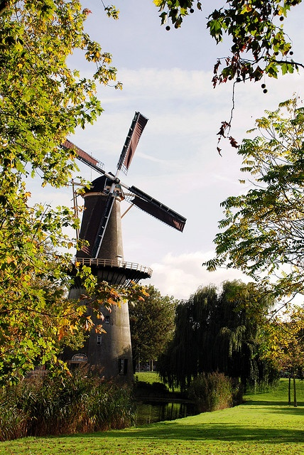 Windmill, Schiedam, Netherlands | Architecture | Pinterest