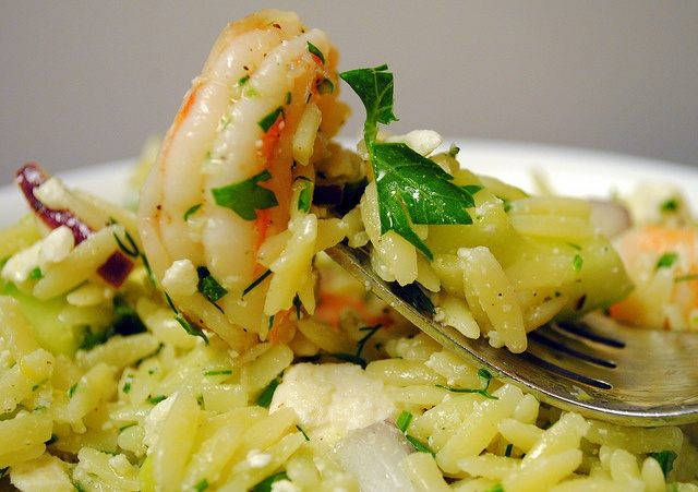 Roasted Shrimp and Orzo | Hmmm Hmmm Delicious | Pinterest