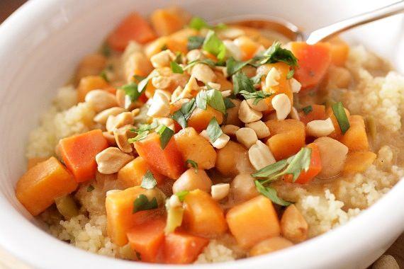West African Peanut Stew | Soups/Stews | Pinterest