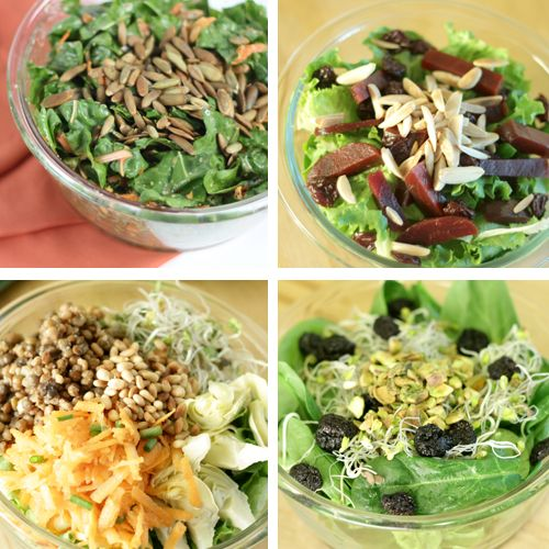 #Salad Days are Here to Stay