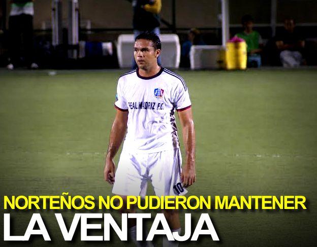 El Managua Se Ensa�� Contra El Real Madriz