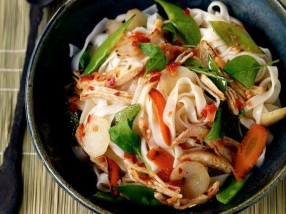My Drunken Noodles I #iVillageca   Recipes   Pinterest