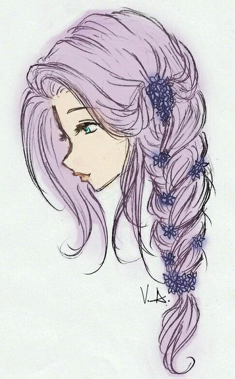 1000+ ideas about Drawing Hair on Pinterest | How To Draw ...