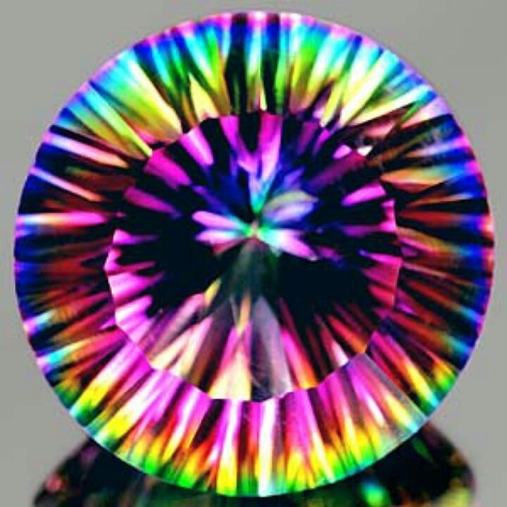 rainbow topaz my style
