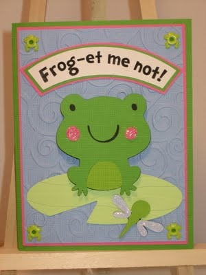Create A Critter Frog