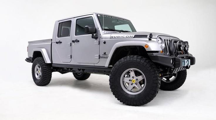 aev silve four door jeep truck future toys pinterest. Black Bedroom Furniture Sets. Home Design Ideas