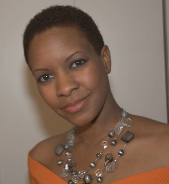 Nice TWA with not much hair products Rthels Space Pinterest