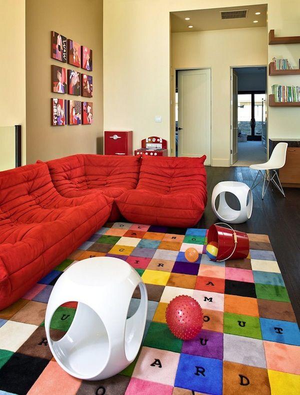Kids Playroom Rug