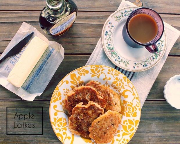 Apple Latkes | Food | Pinterest