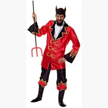 Disfraz Hombre del Fuego. Disfraces Halloween. Disfraces Halloween 2012. www.disfracesgamar.com