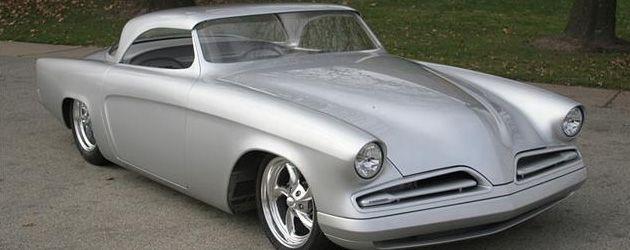 Custom 1953 Studebaker