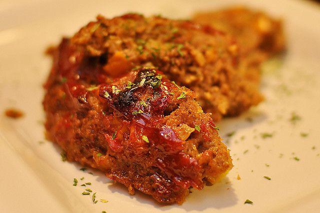 Pastor Ryan's Cajun Meatloaf | Recipe