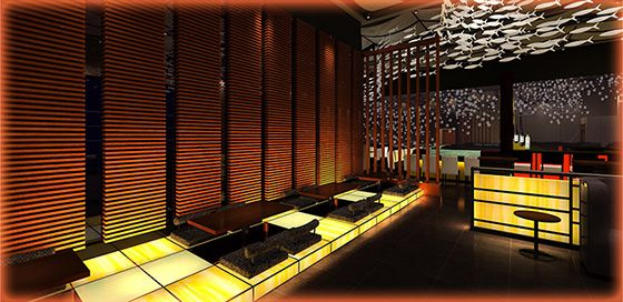 Modern House Sushi 9 Deler Sett Of Raku Modern Japanese Cuisine Lobster House