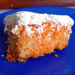 Creamy Orange Cake | Recipe