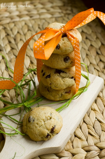 Almond-Orange Cookies - food sweet things