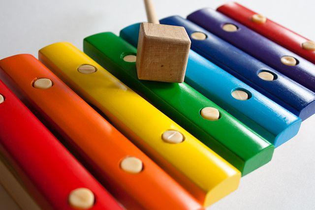 Xylophone Xylophone | Rainbow Co...