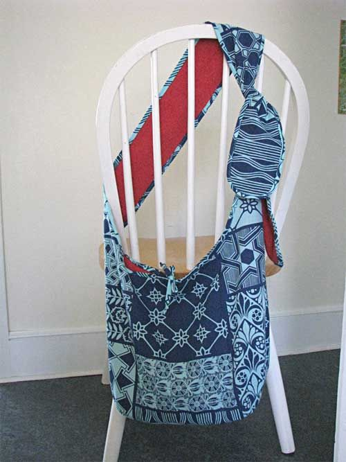 Bag Free Pattern : Free Bag Pattern and Tutorial - Slouch Bag