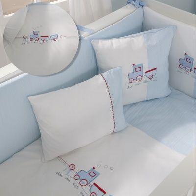 Kit Berço para decorar quarto de bebê26