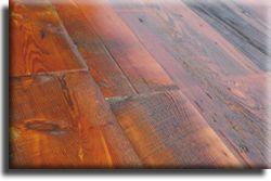 Antique pine flooring dog proof walls floors ceilings for Dog proof wood floors