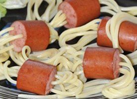 Noodle Weenies | Recipe